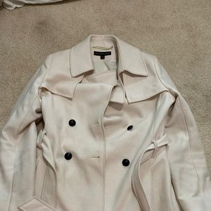 Via Spiga cream jacket
